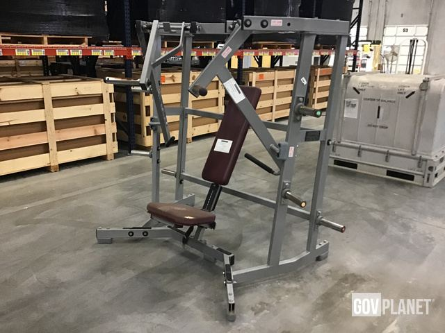 Surplus Hammer Strength ISO-Lateral Wide Chest Press in