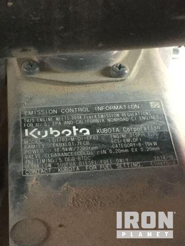 2014 (unverified) Kubota L2501D 4WD Tractor in Wichita Falls