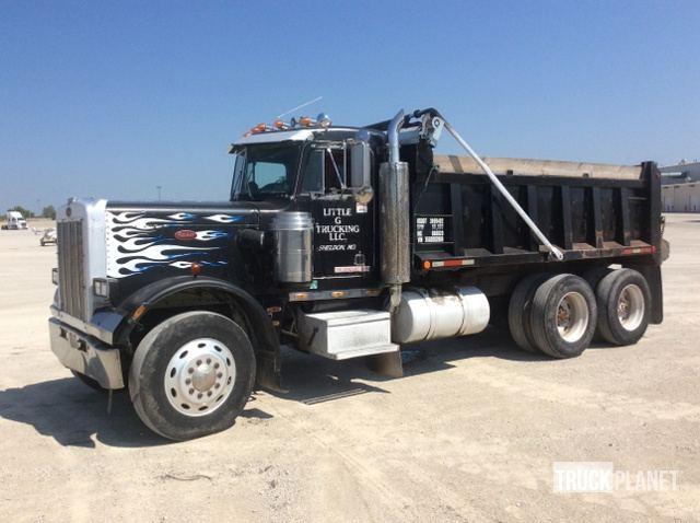 1986 Peterbilt 359 T A Dump Truck In Odessa Missouri