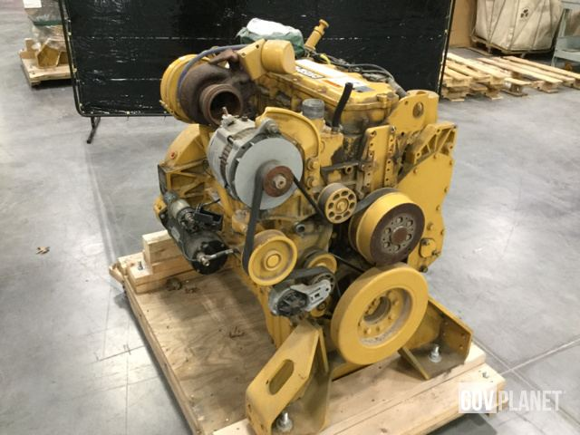 Surplus Cat 3126 Engine in Chambersburg, Pennsylvania