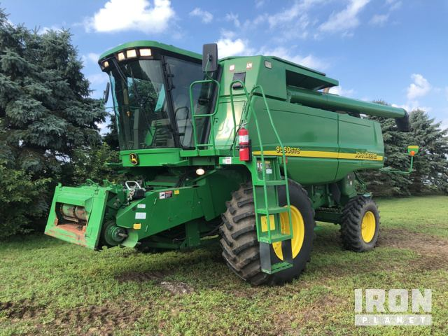 Used Combine Harvesters For Sale   IronPlanet