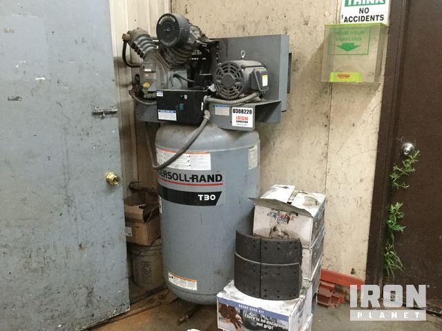 Ingersoll-Rand T30 Shop Air Compressor in Utica, New York, United