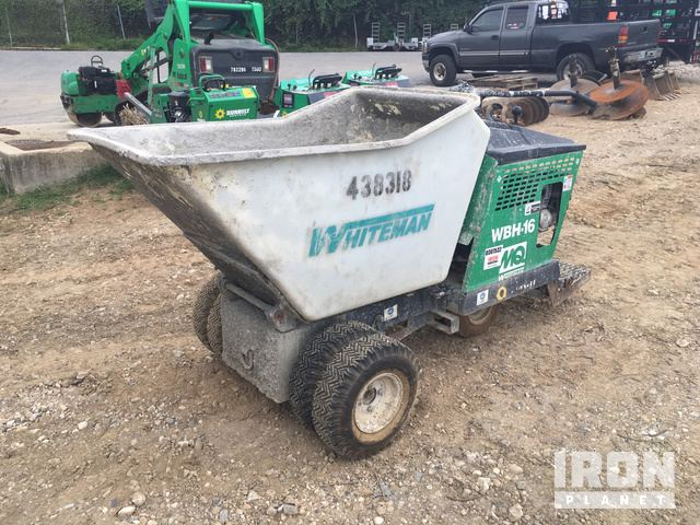 Multiquip WBH-16 Concrete Buggy in Hunt Valley, Maryland