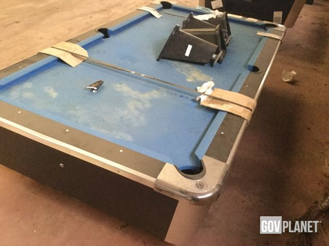 Surplus Great American Pool Table In Hooks Texas United States - Composite pool table