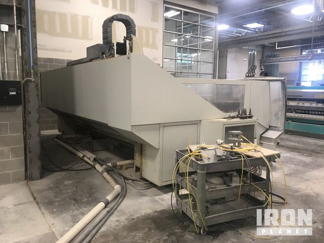 Intermac Master 33 Stone Glass Machining Center Urbandale