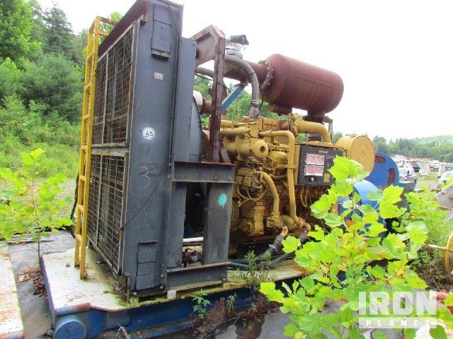 CAT 3508 Diesel Eng, S/N-LLE00317, w/Air Starter… in Mt