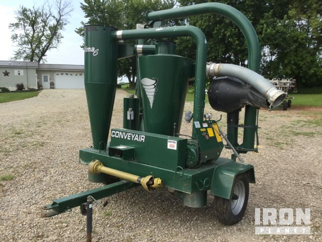 Thor Conveyair Grain Vac in Scarville, Iowa, United States