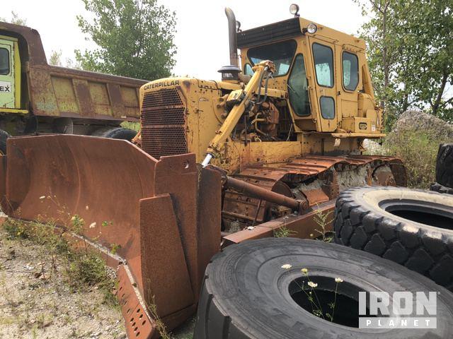 Cat D8K Crawler Dozer in Francesville, Indiana, United
