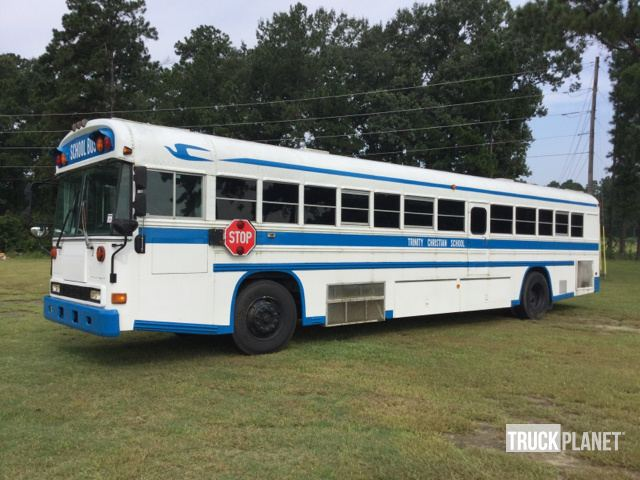 2000 BlueBird 78 Passenger Bus in Dublin, Georgia, United