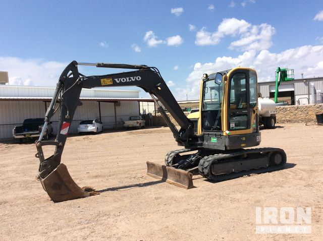 2012 volvo ecr58 mini excavator in las cruces new mexico united rh ironplanet com Manual Valve Operators Standard Operating Manual