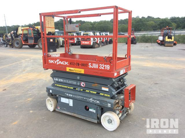 2012 Skyjack SJIII 3219 Electric Scissor Lift in Louisville