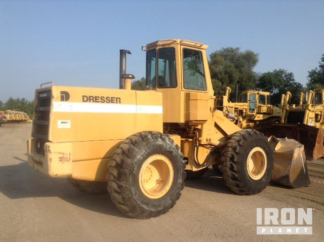 Dresser 520c Wheel Loader In Bluffs Illinois United States