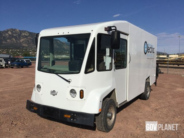Surplus 2017 Boulder Electric Cargo Van In Fort Carson Colorado United States Govplanet Item 1643579