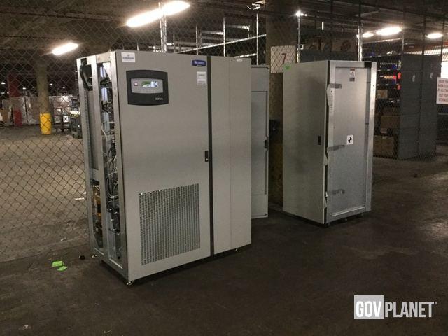 Liebert UPS/Battery & Type I Enclosure - W-117 in Harrisburg