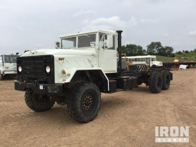 1983 (unverified) AM General M923 6x6 Cab & Chassis in Eau Claire