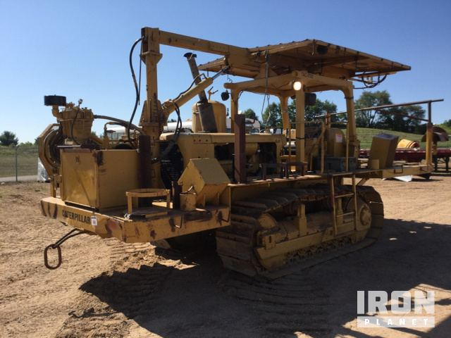 Cat D6 Tack Rig in Eau Claire, Wisconsin, United States