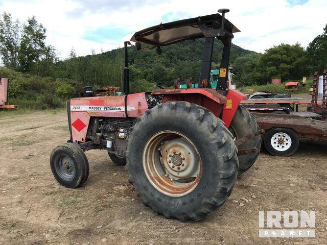 Massey Ferguson 283 2WD Tractor in Franklin, Pennsylvania, United