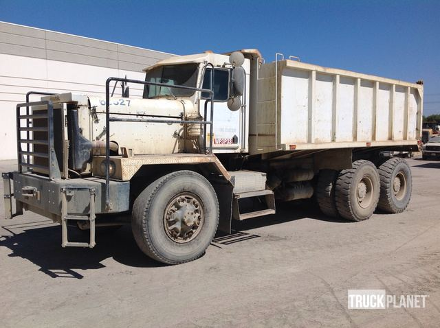 1991 Unverified Kenworth C540 T A Dump Truck In Sun Valley California United States TruckPlanet Item 1656543