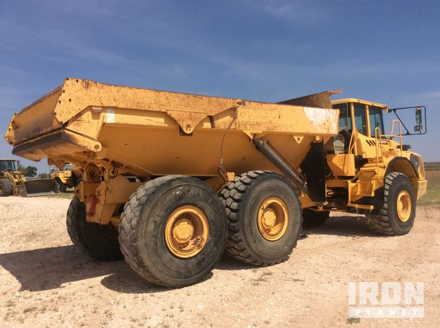 2004 volvo a35d articulated dump truck in lubbock texas united rh ironplanet com Volvo A35 Specs Volvo A35g