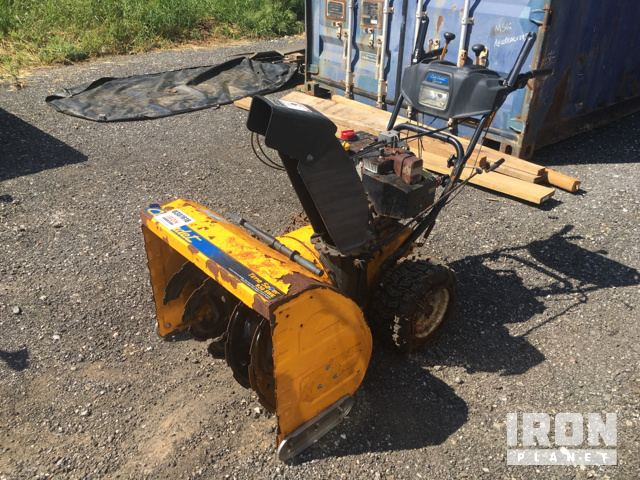 Cub Cadet Time Saver 930 SWE Snow Blower in Parkton