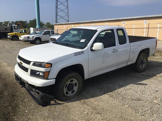 2012 Chevrolet Colorado Pickup   2218166 / D8 19