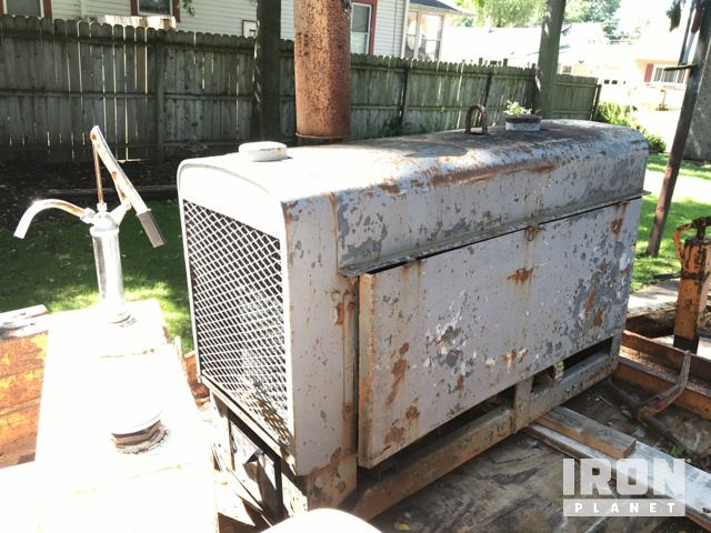 Lincoln SA-200-F-163 Engine Driven Welder in Massillon, Ohio