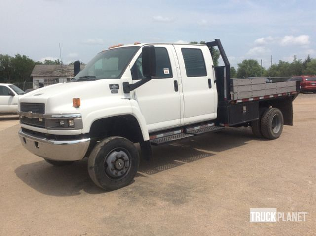Chevy C5500 4x4 For Sale