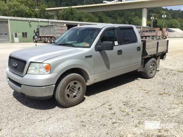 2005 Ford F 150 S A Flatbed Truck In Dunbar West Virginia United