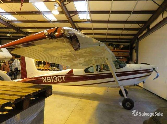 1959 Cessna 180B Plane in Kent, Washington, United States