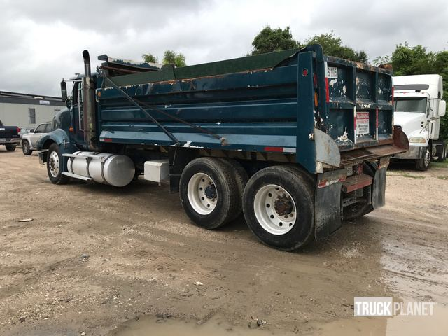 1991 International 9400 T/A Dump Truck in Houston, Texas, United