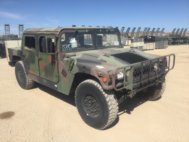 Humvees For Sale Govplanet