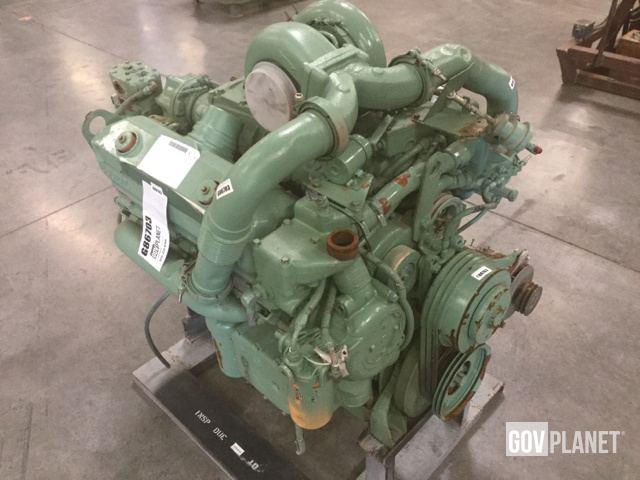 Surplus Detroit Diesel Turbo 8V92 in North Las Vegas, Nevada