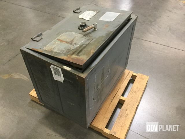 Surplus Mosler High Security Safe without Combination in North Las