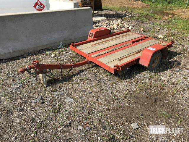 2005 Ditch Witch S1A Trencher Trailer in Cortland, Ohio