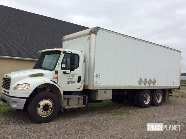 2011 Freightliner M2 106 Cargo Truck in Bellevue, Ohio, United