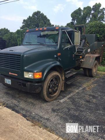 1991 International 4700 Truck in Madison Heights, Virginia, United