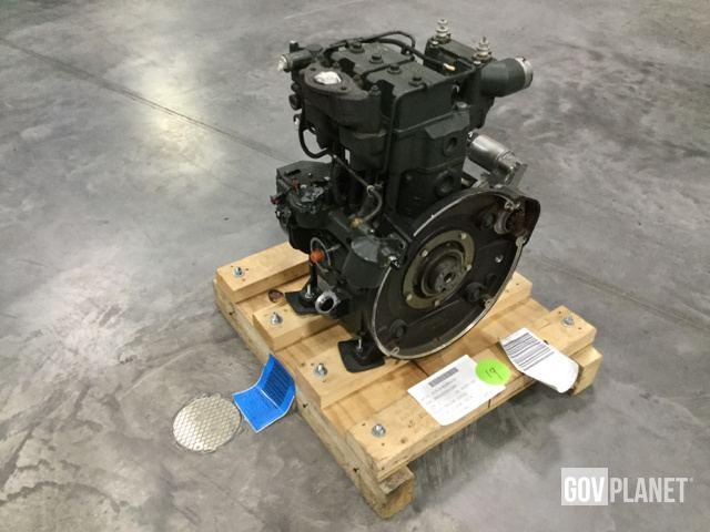 Onan Skid Steer Engine