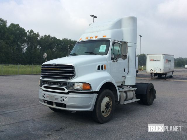 2007 Sterling A9500 S/A Day Cab Truck Tractor in Chester