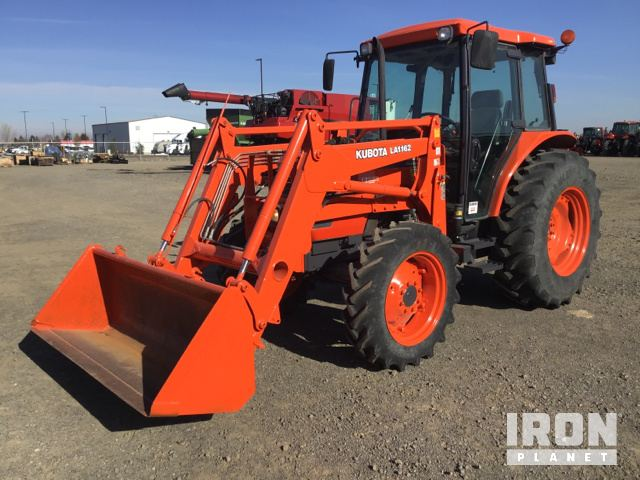 Kubota M6800 4WD Tractor in Twin Falls, Idaho, United States