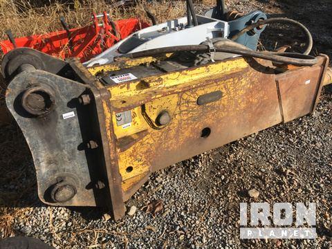 Stanley Mbx308 Hydraulic Breaker In Roanoke Virginia