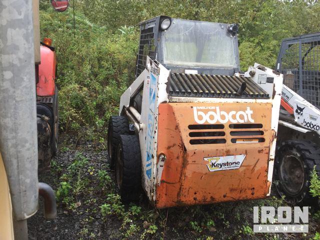 Bobcat 743b Skid Steer Loader In Walworth New York United States