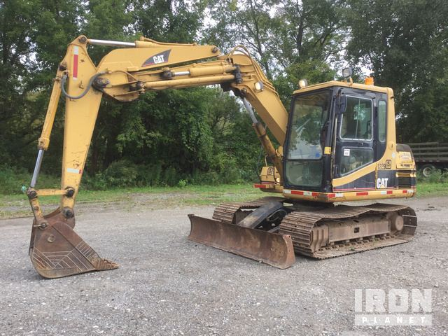 Cat 307B Mini Excavator in Hornell, New York, United States