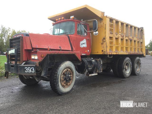 1997 Mack RD888SX T/A Dump Truck in Walworth, New York, United