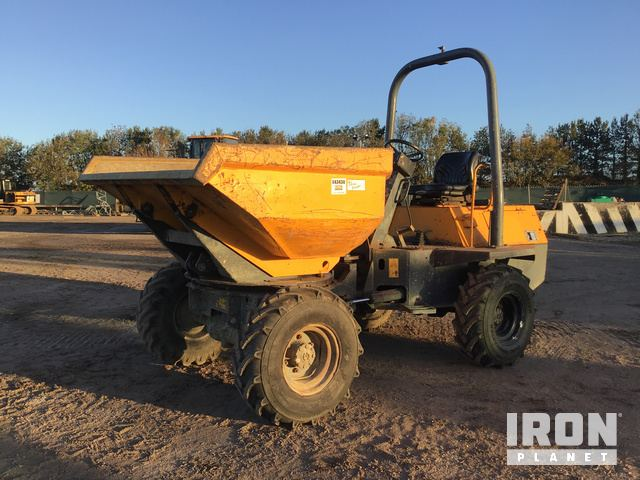 terex benford dumper manual
