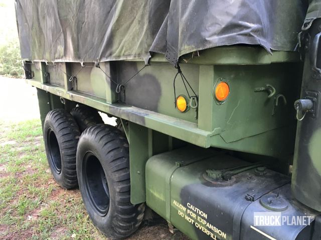 1965 (unverified) M35A2 6x6 Cargo Truck in Magnolia, Texas, United