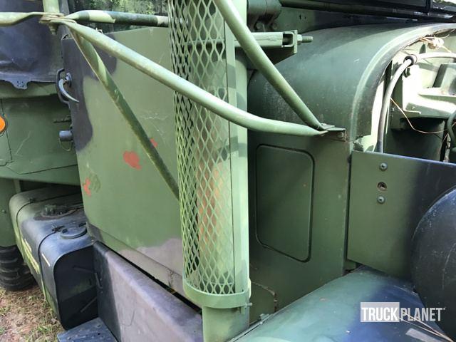 1965 (unverified) M35A2 6x6 Cargo Truck in Magnolia, Texas