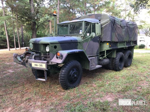 1965 Unverified M35a2 6x6 Cargo Truck In Magnolia Texas United