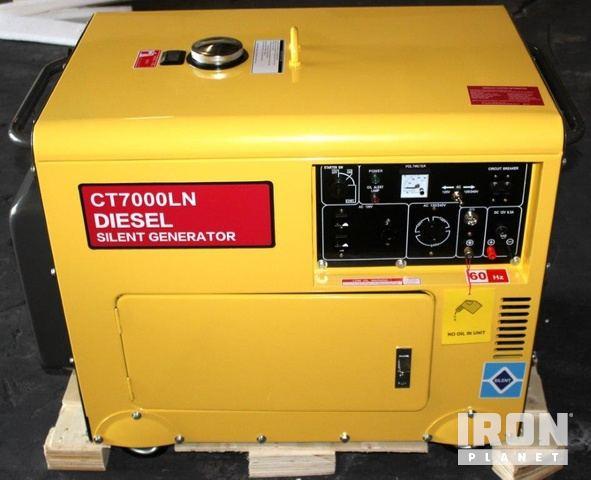 Generator Sets For Sale | IronPlanet