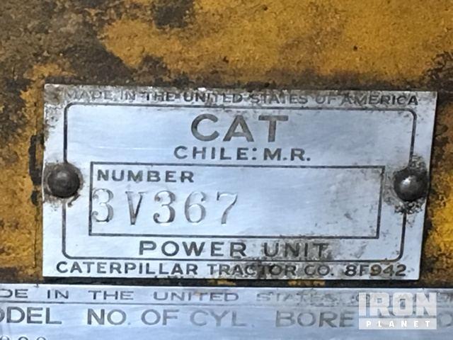 Cat 69 kVA Gen Set in Eugene, Oregon, United States