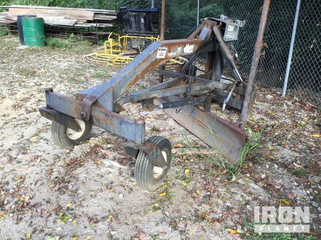 Government Surplus Skid Steer Attachments For Sale